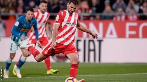 Girona 1-1 Atletico Madrid: Catalans deny Atletico chance to go topの代表サムネイル
