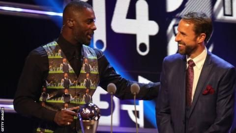 Elba faces tough crowd at Fifa awards but was fashion the real victim?の代表サムネイル