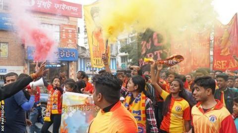 Kolkata derby: Inside the East Bengal v Mohun Bagan rivalryの代表サムネイル