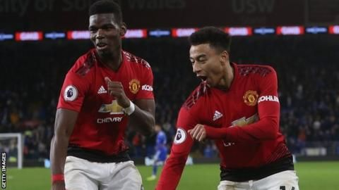 Man Utd: Paul Pogba thanks Jose Mourinho for helping him 'improve as a person'の代表サムネイル