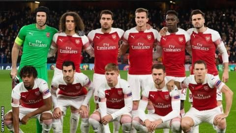 Vorskla Poltava v Arsenal: Hosts throw doubt on Arsenal game going aheadの代表サムネイル