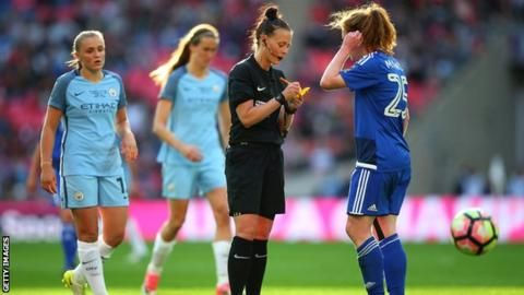 Female referees: What is it like to officiate games?の代表サムネイル