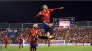 世界盃外圍賽精華-西班牙 3-0 阿爾巴尼亞│伊斯高一傳一射 洛迪高處子球...