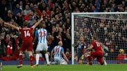 英超精華 - 利物浦 3-0 哈特斯菲爾德   沙拿射失十二碼 無阻紅軍收獲勝仗...