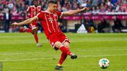 德甲精華-拜仁慕尼黑 5-0 弗賴堡│高文一傳一射 軒帥回巢首戰旗開得勝
