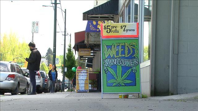 Marijuana thérapeutique : les nouvelles normes de Santé Canada bien accueillies à Vancouver, mais il faut légaliser plus de comptoirs de vente   ICI.Radio-Canada.ca