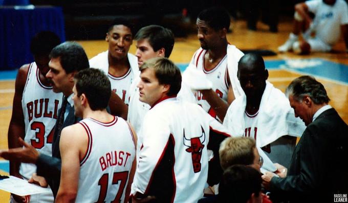 要做Michael Jordan的隊友,並不是一件簡單的事情