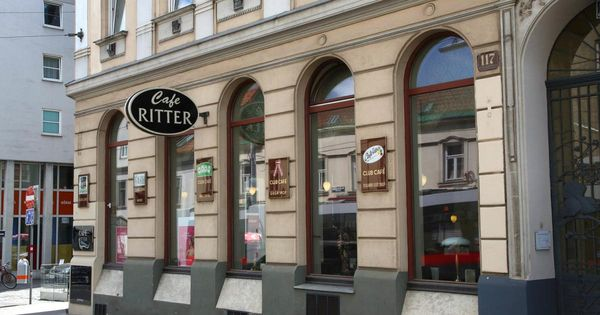 Das legendäre Café Ritter steht vor dem Neustart