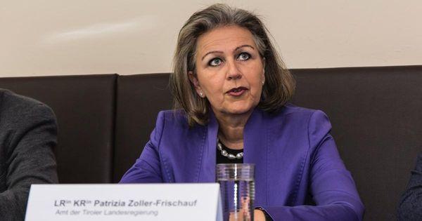 Tirols ÖVP-Wirtschaftslandesrätin Zoller-Frischauf tritt zurück