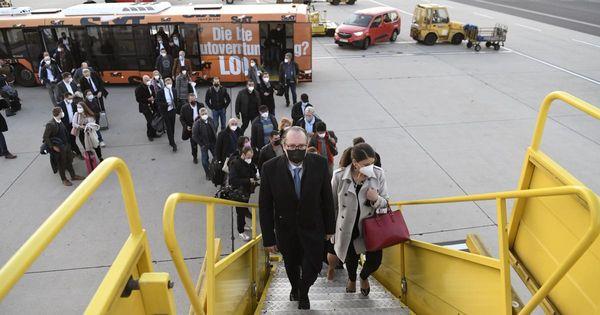 Schallenberg vor Brüssel-Reise:  Plötzlich sitzt jemand anderer da