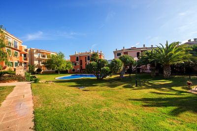 Apartment in quiet location in a very well-kept community complex  Can Perot  in Puerto de Andratx