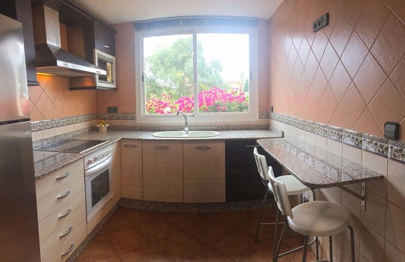 This Beautiful Villa is located in the residential area of Son Mojer in Cala Santanyi