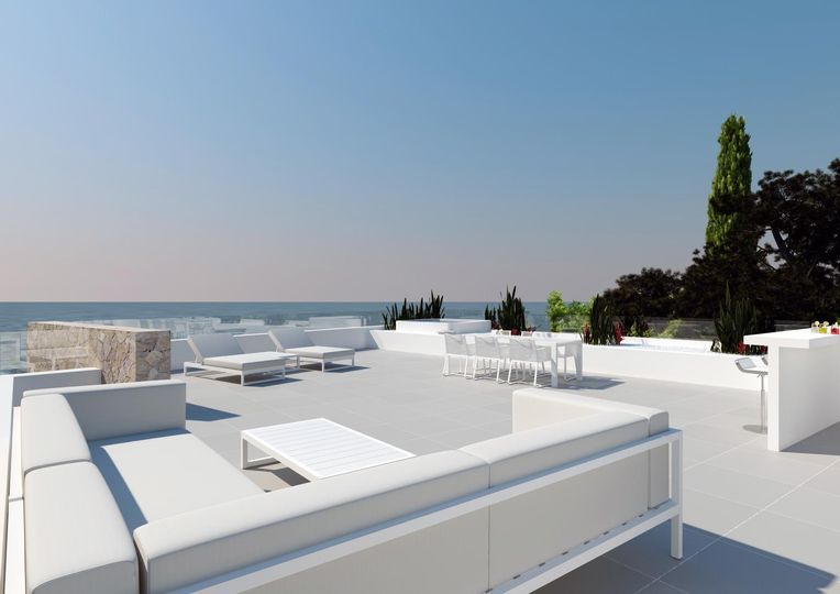 This exceptional new development, which will be ready in June 2020, is situated in the direct vicinity of the marina Port Adriano