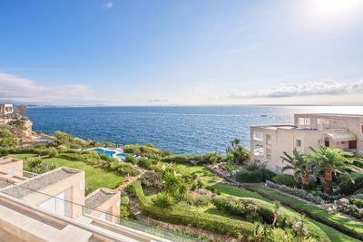 Immobilien in erster Meereslinie mit direktem Meerzugang sind auf Mallorca heiss begehrt