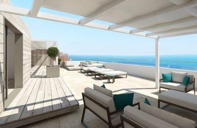 Dieses grossartige Penthouse-Projekt befindet sich im beliebten Wohnort von Illetas
