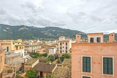 Mallorca Erdgeschoss Apartment in Andratx Dorf zum Kauf mit Mallorca Properties