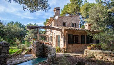 Landhaus Mallorca Alcudia im exklusivem Gebiet von Mal Pas zu verkaufen
