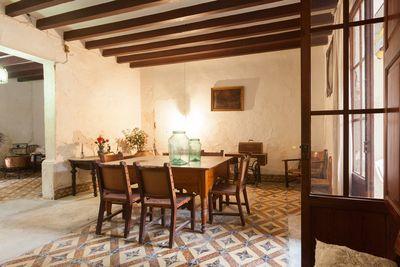 Stadtpalast in Mallorca Sa Pobla zu reformieren im Verkauf