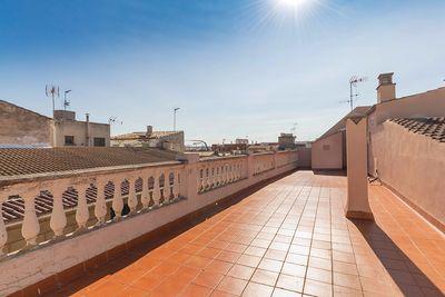 Brandneue Wohnung Penthouse  mit drei Schlafzimmern in der Altstadt von Sa Pobla zu verkaufen