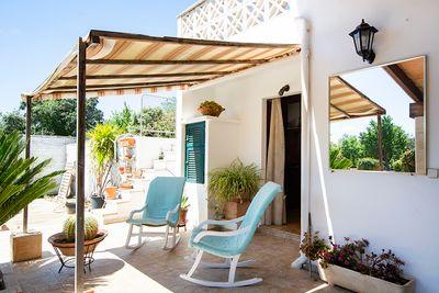 Pollensa Golf Mallorca  Landhaus in ruhiger Gegend  5 Minuten vom exklusiven Pollensa Golf Club entfernt     PREIS REDUZIERT VON 550 000€ AUF 450