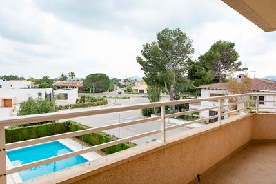 Schone Wohnung zum Verkauf in der ruhigen Wohngegend von Llenaire in Puerto Pollensa  ca  200 m vom Strand entfernt