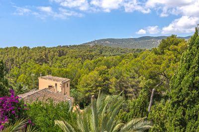 Traditionelles mallorquinisches Herrenhaus mit Pool in Son Rapinya  Palma de Mallorca  Auf dem Grundstuck (ca  6336m²) durfen mehrere Neubauvillen entstehen
