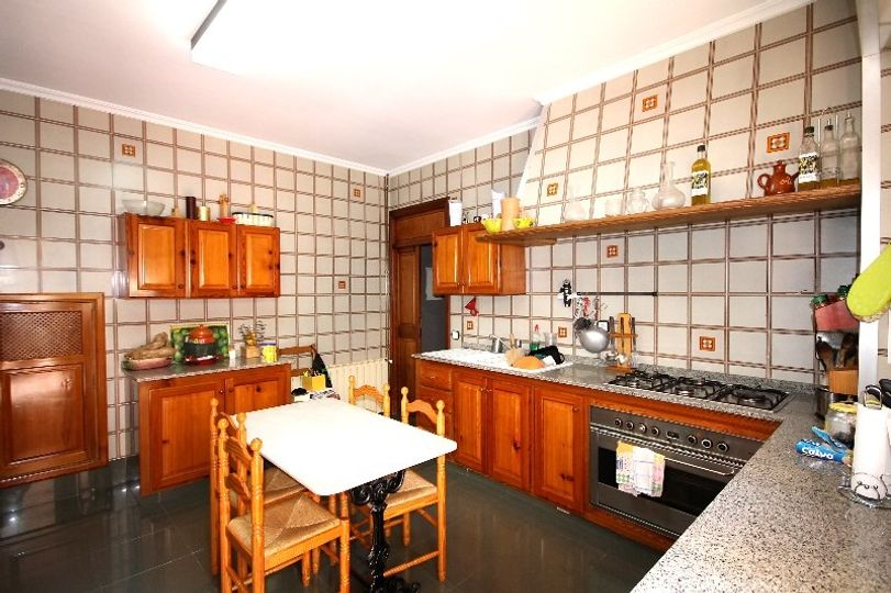 The village house of the 19th century is located in the mountain village of Alaro