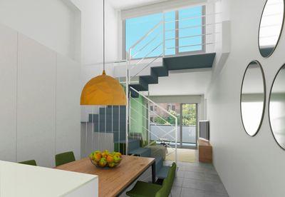 Neubau-Penthauser mit Meerblick-Dachterrasse  Balkon und Pool Son Armadams  Palma de Mallorca