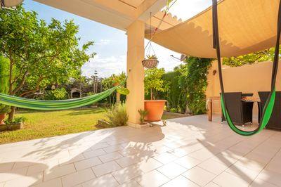 Erdgeschosswohnung zum Verkauf in Puerto de Pollensa  Mallorca mit Gemeinschaftspool     PREIS REDUZIERT VON 329 000€ AUF 286