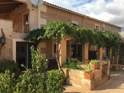 Landhotel (Agrotourismus) bei Campos  bestehend aus 6 Wohneinheiten fur 17 Gaste  mit gultiger Tourismuslizenz
