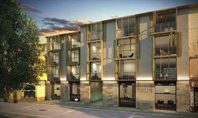 Bei diesem Objekt handelt es sich um ein Neubau-Penthouse in einer beliebten und zentralen Lage von Palma     Die ca