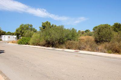 Weitlaufiges Eck-Grundstuck in Sol de Mallorca  einer der schonsten und exklusivsten Regionen der Insel  Das ca  1