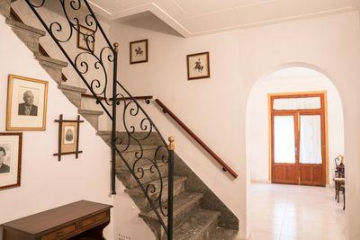 Typisch mallorquinisches Haus mit Innenhof in Sa Pobla  Mallorca zum Verkauf     Das Anwesen verfugt uber eine Wohnflache von 437 Quadratmetern  welche sich uber