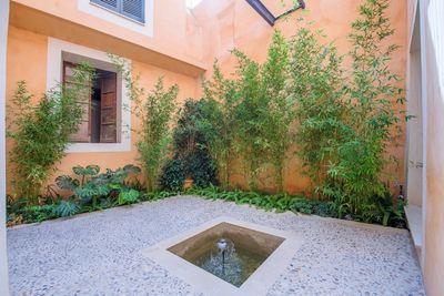 Diese neu modernisierte Wohnung in einem historischen Gebaude befindet sich in der Altstadt von Palma de Mallorca     Die ca