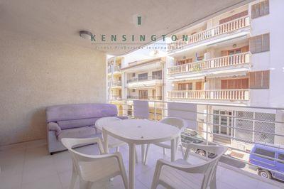 Wohnung im ersten Stock mit Gemeinschaftspool  in Puerto Pollensa zu verkaufen