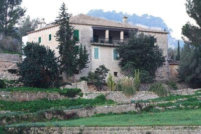 Herrenhaus des XVIII Jahrhunderts  ein bemerkenswertes Anwesen in Puigpunyent welches einen traumhaften Panoramablick uber das Tal und die Stadt bietet