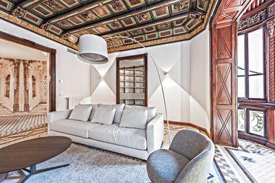 Modernisierte Luxus Altbau-Wohnung mitten im Zentrum von Palma de Mallorca  direkt um die Ecke des Paseo del Borne