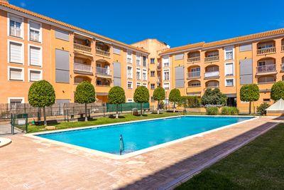 Diese Immobilie befindet sich in der Nahe des Plaza de Torros in Palma de Mallorca      Die Aufteilung der ca