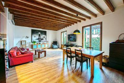 Dieses renovierte Apartment liegt im Herzen der Altstadt von Palma de Mallorca