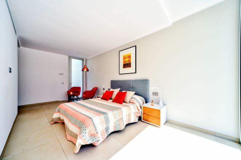 New built villa in a beautiful residential area near Santa Ponsa