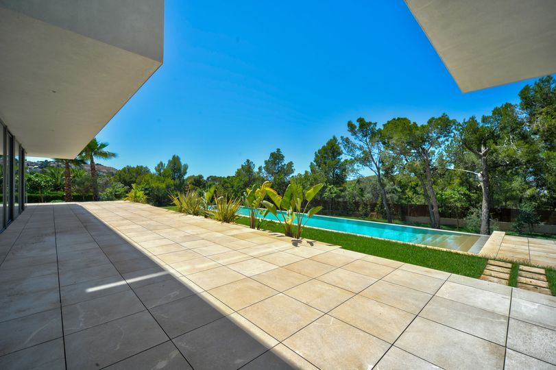 Outstanding villa which is just completed