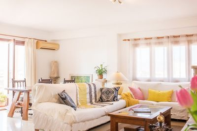 Grosszugige  Penthousewohnung in Sa Pobla mit traumhafter Aussicht zu verkaufen    PREIS REDUZIERT VON 145 000€ AUF 135
