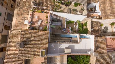 Townhouse for sale in Pollensa  Excellent opportunity to turn a typical house in Mallorca into the perfect home for all-year-round or temporary living