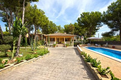 Beautiful house with a large plot in El Toro  close to Port Adriano and Santa Ponsa