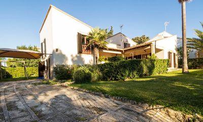 PREIS REDUZIERT VON 490 000€ AUF 475 000€    Schone Villa mit Garten und Terrasse in Bon Aire   Alcudia
