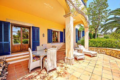 Elegantes 2 Zimmer-Apartment mit viel Privatsphare in exklusiver Wohnanlage  Voramar  in Port Andratx