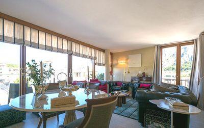 Gehobene Ausstattung  4 Zimmer Wohnung mit Balkon in Pollensa Mallorca