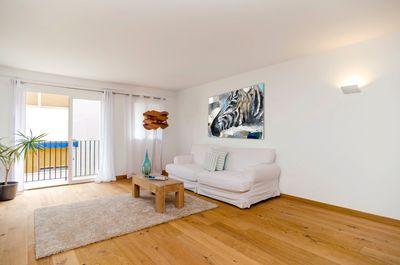 Dieses moderne Apartment befindet sich im Herzen des Hafen von Port Andratx