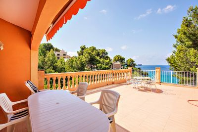 Villa in idyllischer Lage mit grosem Potenzial  nur wenige Gehminuten von einer romantischen Bucht mit Blick auf das Meer in Costa de la Calma
