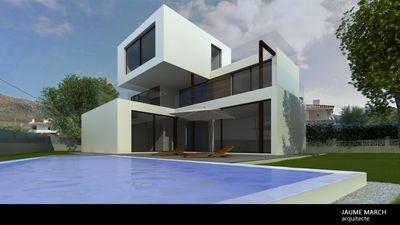 Puerto Pollensa  Siller  Baugrundstuck zu verkaufen  Das Grundstuck hat eine Grosse von 658 m2 und liegt in der Urbanisation Los Palmeras in Siller